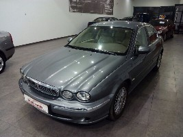Jaguar x type 2. 2d executive
