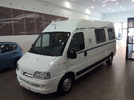 CITROEN JUMPER 2.8HDI Bravia Camp Player