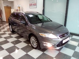 Ford Mondeo GT Familiar Automático 2.0 Tdci